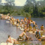 Orland River Race, 1976