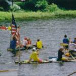 Raft Race, 1990